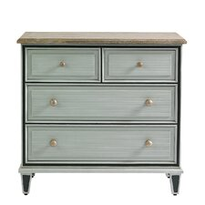 Preserve 4 Drawer Chest by Stanley Furniture