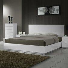 Naples Platform Customizable Bedroom Set by J&M Furniture