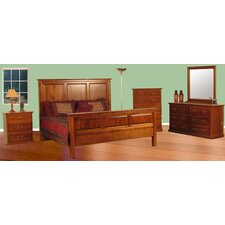 Eastern King Panel Customizable Bedroom Set by Forest Designs