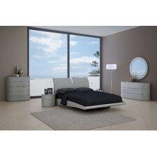 Moonlight Platform Customizable Bedroom Set by Creative Furniture