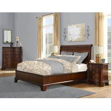 Fall River Platform Customizable Bedroom Set by Carolina Home Collection