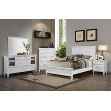 Queen Panel Customizable Bedroom Set by Wildon Home ®