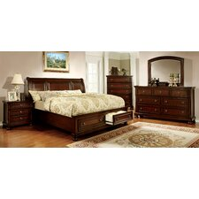 Palma Platform Customizable Bedroom Set by Hokku Designs