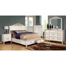 Harlow Storage Panel Customizable Bedroom Set by Hokku Designs