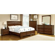 Branden Panel Customizable Bedroom Set by Hokku Designs