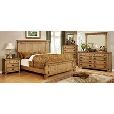 Torrino Panel Customizable Bedroom Set by Hokku Designs