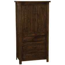 Frontier Armoire by Fireside Lodge