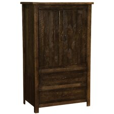 Frontier Armoire by Fireside Lodge Compare Price