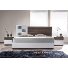 Sanremo Platform Customizable Bedroom Set by J&M Furniture