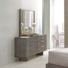 Violet 8 Drawer Dresser with Mirror by Wildon Home ®