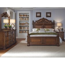 Cheswick Four Poster Customizable Bedroom Set by Pulaski Furniture