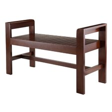 Thomas Wood Bench by Winsome