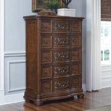 Cheswick 5 Drawer Chest by Pulaski Furniture