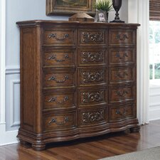 Cheswick 15 Drawer Master Chest by Pulaski Furniture