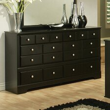 Elena 6 Drawer Dresser by Sandberg Furniture