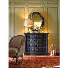 Arrondissement 4 Drawers Dresser by Stanley Furniture