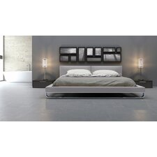Chelsea Platform Customizable Bedroom Set by Modloft