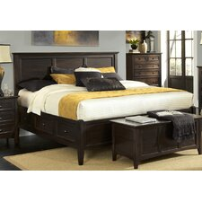 Westlake Panel Customizable Bedroom Set by A-America