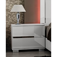 Live 2 Drawer Nightstand by At Home USA