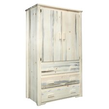 Homestead Armoire by Montana Woodworks®