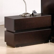 Knotch Nightstand by J&M Furniture