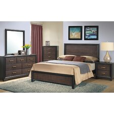 Lakeport Panel Customizable Bedroom Set by CorLiving