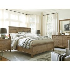 Moderne Muse Platform Customizable Bedroom Set by Universal Furniture
