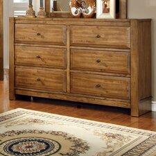 Botellier 6 Drawer Dresser by Hokku Designs