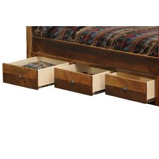 Barnwood Storage Drawers by Fireside Lodge