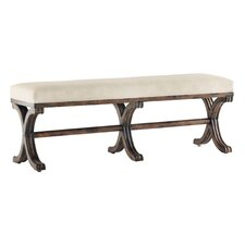 Konya Upholstered Bedroom Bench by Pulaski Furniture