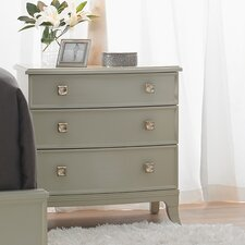 Crestaire Ladera 3 Drawer Bachelor's Chest by Stanley Furniture