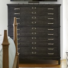 Moderne Muse 5 Drawer Media Chest by Universal Furniture