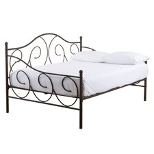 Crestshire Metal Scroll Daybed by Andover Mills®
