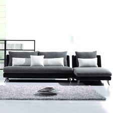 Dione Reversible Chaise Sectional by Hokku Designs  sc 1 st  Loveseats : hokku sectional - Sectionals, Sofas & Couches