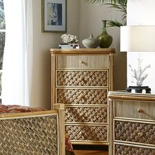 Mandalay 5 Drawer Chest by Spice Islands Wicker
