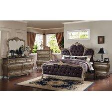 Roma Panel Customizable Bedroom Set by Meridian Furniture USA
