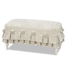 Genevieve Upholstered Bedroom Bench by SmartStuff Furniture