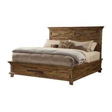 St. James Panel Customizable Bedroom Set by Alpine Furniture