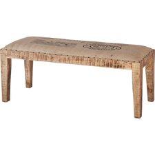 Daore Wood Bedroom Bench by Mercana