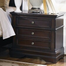 3 Drawer Nightstand by Wildon Home ®