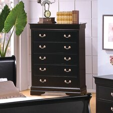 Thatcher 5 Drawer Chest by Wildon Home ®