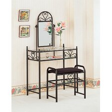 Bullhead City Vanity Set with Mirror by Wildon Home ®