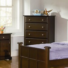 Harrington 5 Drawer Chest by Wildon Home ®