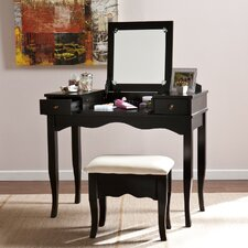 Brigette Vanity and Bench Set by Wildon Home ®