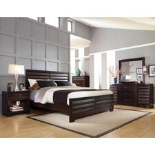 Tangerine 330 Panel Customizable Bedroom Set by Pulaski Furniture