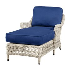 Chaise Lounge with Cushion by Wildon Home ®