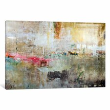 Rain Clouds by Julian Spencer Painting Print on Wrapped Canvas