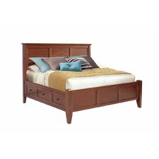 Beacon Street Panel Customizable Bedroom Set by Avalon Furniture