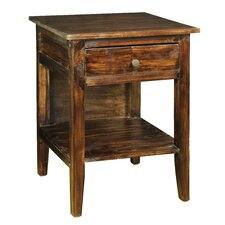 Diana 1 Drawer Nightstand by Antique Revival