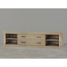 myRoom Storage Unit with Side Rail Panel by SmartStuff Furniture